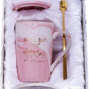 Jumway Not A Day Over Fabulous Mug